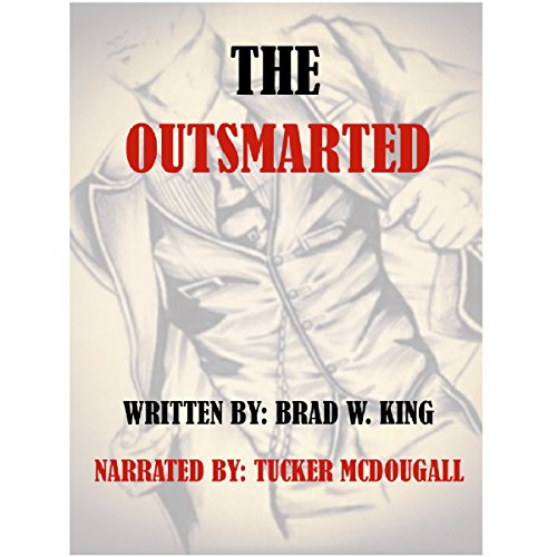 The Outsmarted audiobook cover art