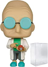Funko Pop! Animation: Futurama - Professor Farnsworth Vinyl Figure (Includes Compatible Pop Box Protector Case)
