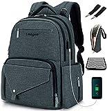 Diaper Bag Backpack Multi-Function Waterproof Travel Backpack Larger Capacity Nursing Bag Mummy Maternity