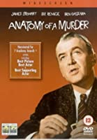 Anatomy Of A Murder [DVD] [2001] by James Stewart