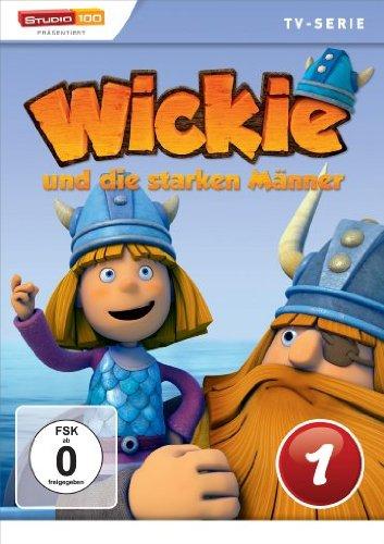 Wickie und die starken Männer - DVD 01