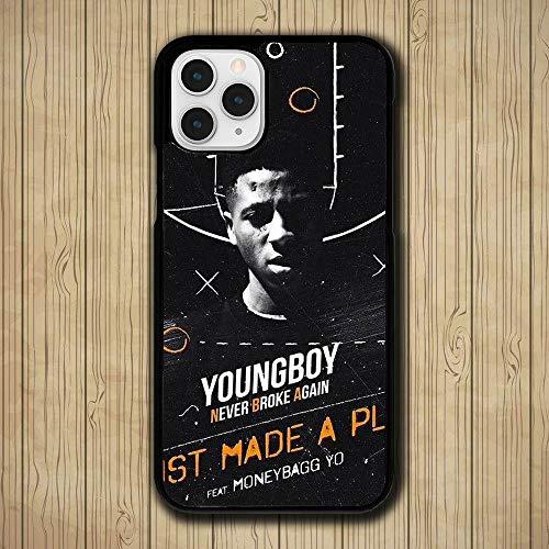 Funda iPhone 6 Plus/Funda iPhone 6S Plus,Black Soft Silicone TPU Phone Case Youn GBOY RA PPER 3 P-014 For Funda iPhone 6 Plus,Funda iPhone 6S Plus
