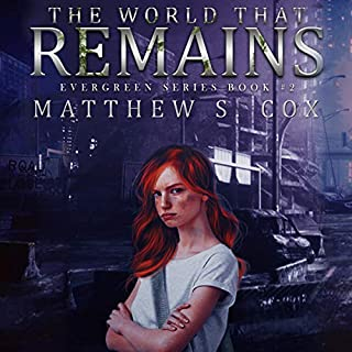 The World That Remains cover art