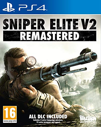 Sniper Elite 2 Remastered PS4 [Importación francesa]