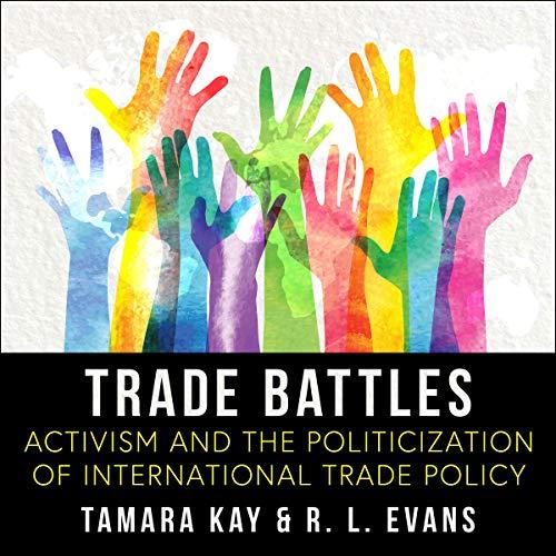 Trade Battles audiobook cover art