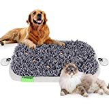 Vurxanqo Snuffle Mat for Dogs Large, Dog Puzzle...