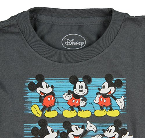 Mad Engine Disney Mickey Mouse Boys' Toddlers What A Mouse T-Shirt (4T)