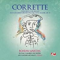 Concerto for Organ & Chamber O
