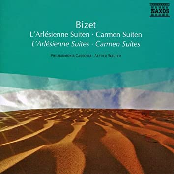 Bizet: L'Arlesienne Suites Nos. 1 and 2 / Carmen Suites Nos. 1 and 2