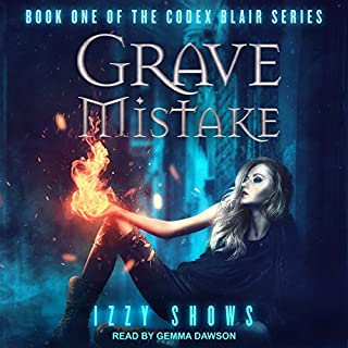 Grave Mistake cover art