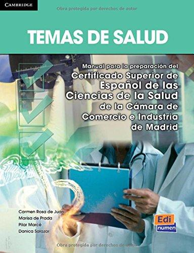 Temas de salud (Spanish Edition)