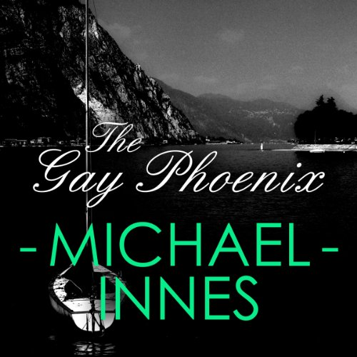 The Gay Phoenix cover art