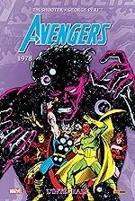 Avengers intégrale T15 1978 de David Michelinie