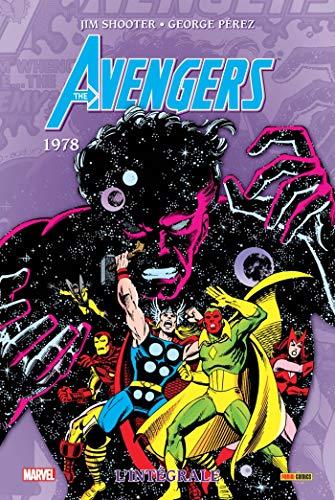 Avengers intégrale T15 1978