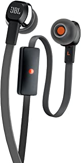 JBL J22a BLK High Performance In Ear Headphones with Drivers and Microphone, Black (Discontinued by Manufacturer)