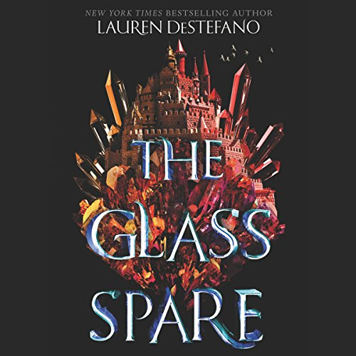 The Glass Spare audiobook cover art