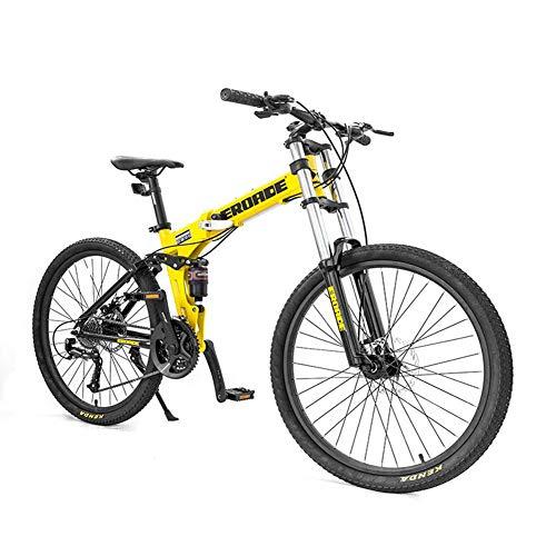 Nengge Mountainbike, 26 inch, 27 versnellingen, volledige vering mountainbike, volwassenen kinderfietsen, MTB-fiets voor dames en heren