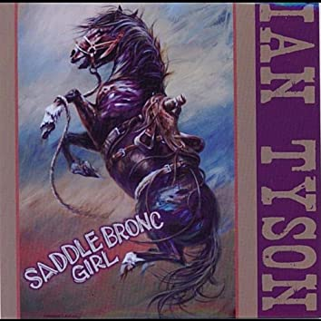Saddle Bronc Girl