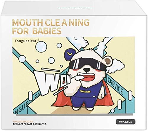 Baby Zahnbürste, Zahnbürste Mundpflege, Kinder Mundpflege Baby Finger Zahnbürste | 0-36 Monate | 20 Zählen