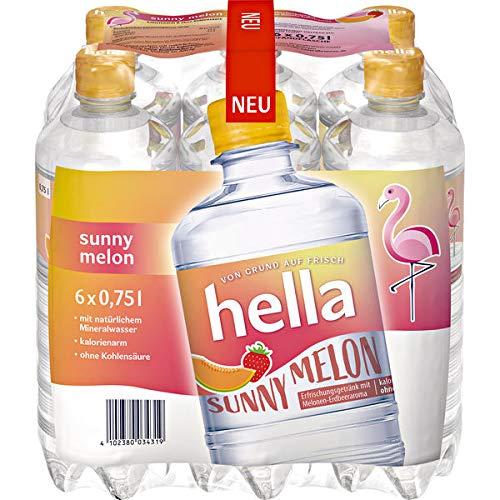 Hella Near Water Sunny Melon, 6er Pack (6 x 0.75 l) EINWEG