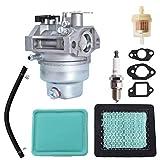 ALL-CARB GCV160 Carburetor Fits for Honda HRB216 HRR216 HRS216 HRT216 HRZ216 GCV160a Lawn Mower Replace 16100-Z0L-023 16100-Z0L-853