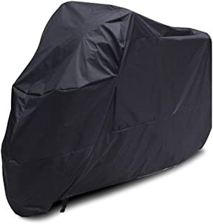 Garneck Capa universal para bicicleta ao ar livre, motocicleta, motocicleta, à prova d'água, capa de chuva e sol, à prova ...