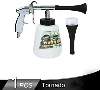 Ocamo Tornado Cleaning Tool Auto Dry Interior Deep Cleaning Washing Kit Japanese connector Car & Motorbike Care