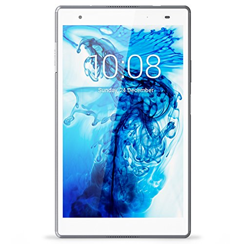 Lenovo タブレット TAB4 8 Plus 8.0型 WiFiモデル (Qualcomm APQ8053/4GBメモリー/64GB/スパークリングホワ...