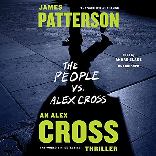 The People vs. Alex Cross Audiobook By James Patterson cover art