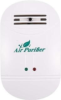 SNOWINSPRING Purificador de Aire Ionizador del Generador de Iones Negativos para el Hogar Retire el Purificador de Polvo d...