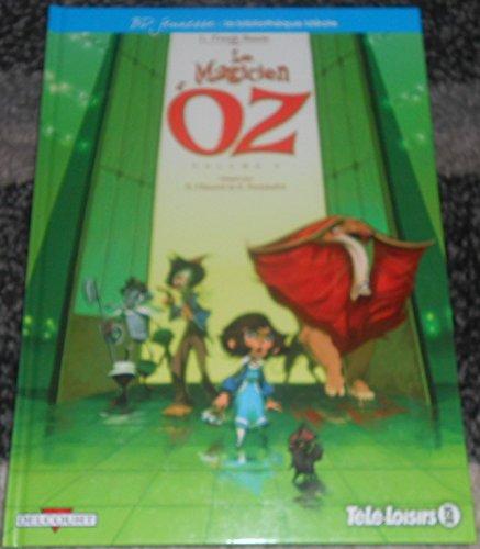 BD JEUNESSE LE MAGICIEN D'OZ VOLUME 2 EDITION TELE LOISIRS