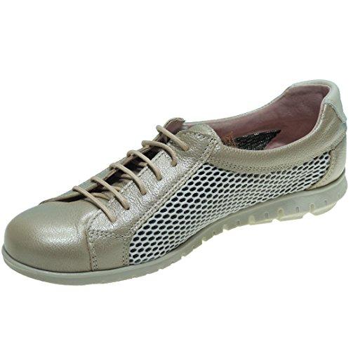 TEKILA 361 Sneakers Llana Rejilla Piso Goma Latex para Mujer CENTAURO Talla 38