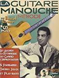 Givone : la guitare Manouche Methode (+ 1 CD) - Rébillard