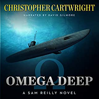 Omega Deep     Sam Reilly, Book 12              Written by:                                                                                                                                 Christopher Cartwright                               Narrated by:                                                                                                                                 David Gilmore                      Length: 9 hrs and 39 mins     1 rating     Overall 4.0
