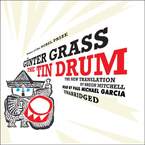 The Tin Drum audiobook cover art