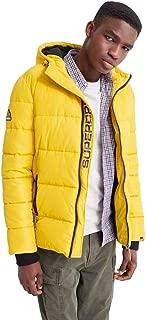 Men's Sports Puffer Jacket