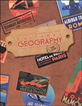 Cultural Geography Student Activities