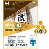 SKULLPAPER Premium película de transferencia textil / A4 / incl. más de 200 plantillas de motivos...