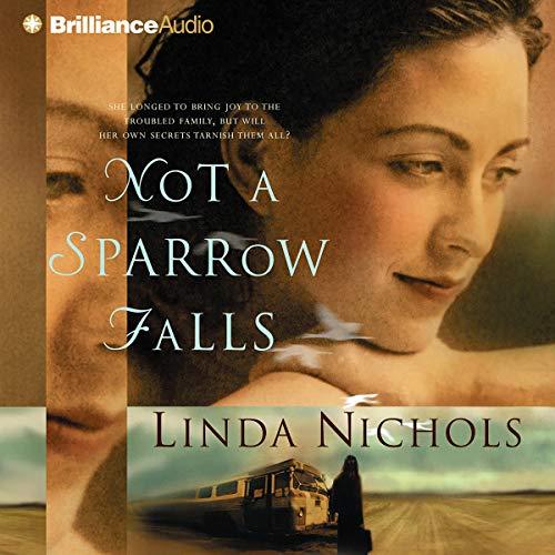Not a Sparrow Falls audiobook cover art