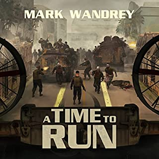 A Time to Run  audiobook cover art
