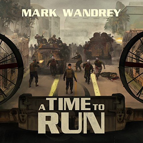 A Time to Run  cover art
