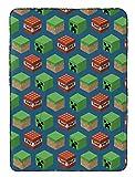 Jay Franco Kids Travel Blanket Minecraft