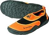 Aqua Sphere Kinder Neopren Wasser Schuhe Strand, Neoprene Water, orange/schwarz