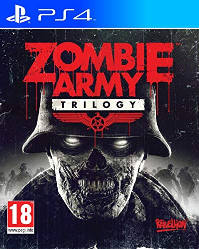 Zombie Army Trilogy Ps4- Playstation 4