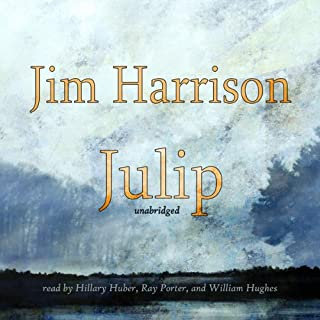 Julip audiobook cover art