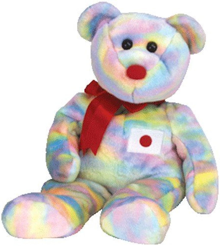 Ty Beanie Buddies Ai  Bear (Asia Pacific Exclusive) by Beanie Buddies