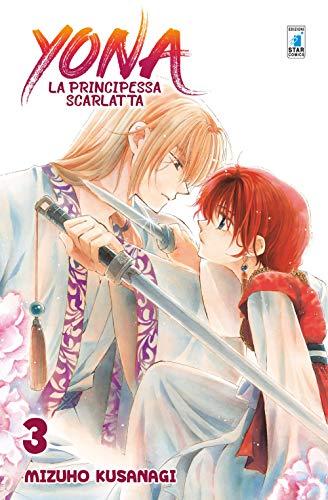 Yona la principessa scarlatta (Vol. 3)