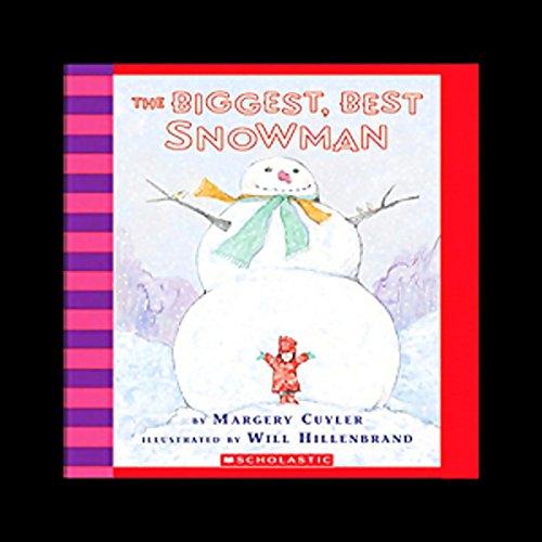 The Biggest, Best Snowman copertina