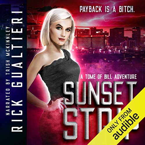 Sunset Strip  By  cover art