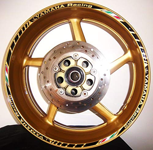 Profili adesivi per cerchi Yamaha
